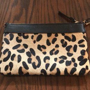 kate spade Bags - Kate Spade Cheetah Wrislet